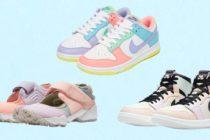 Nike Pastel Sneakers