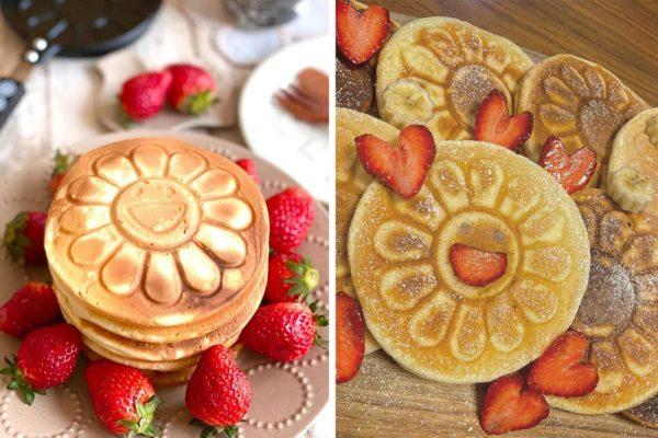 Takashi Murakami Flower Pan Pancakes