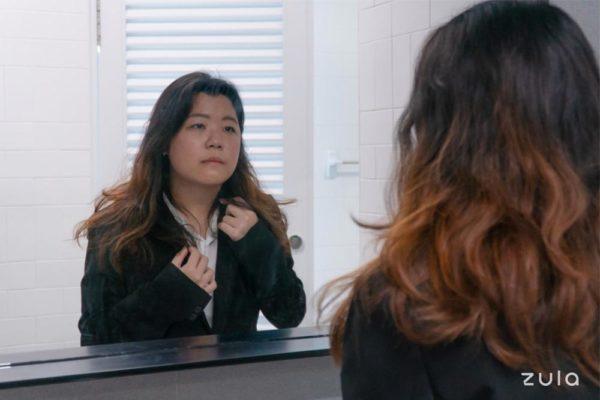 female supervisor struggles