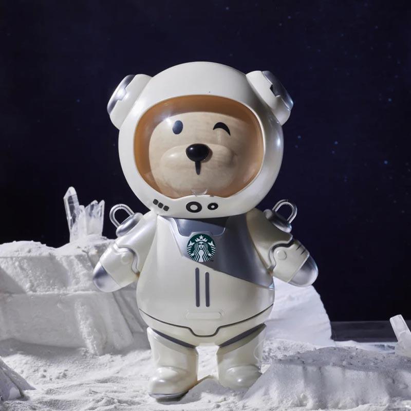 Starbucks Space Bear Bag