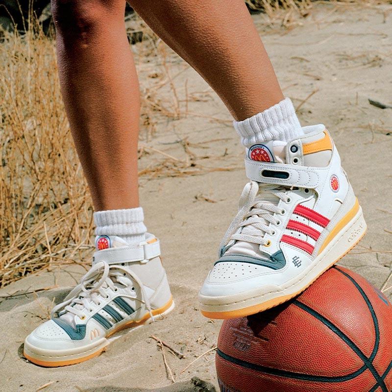 Adidas McDonald's Sneakers
