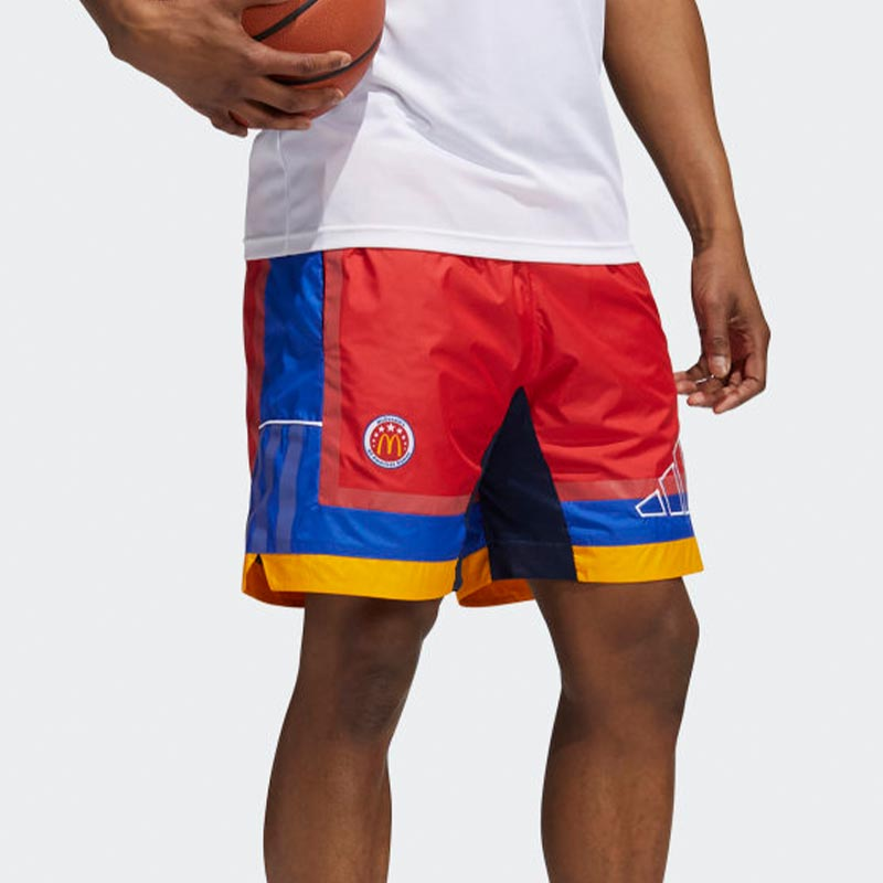 Adidas McDonald's Basketball Shorts
