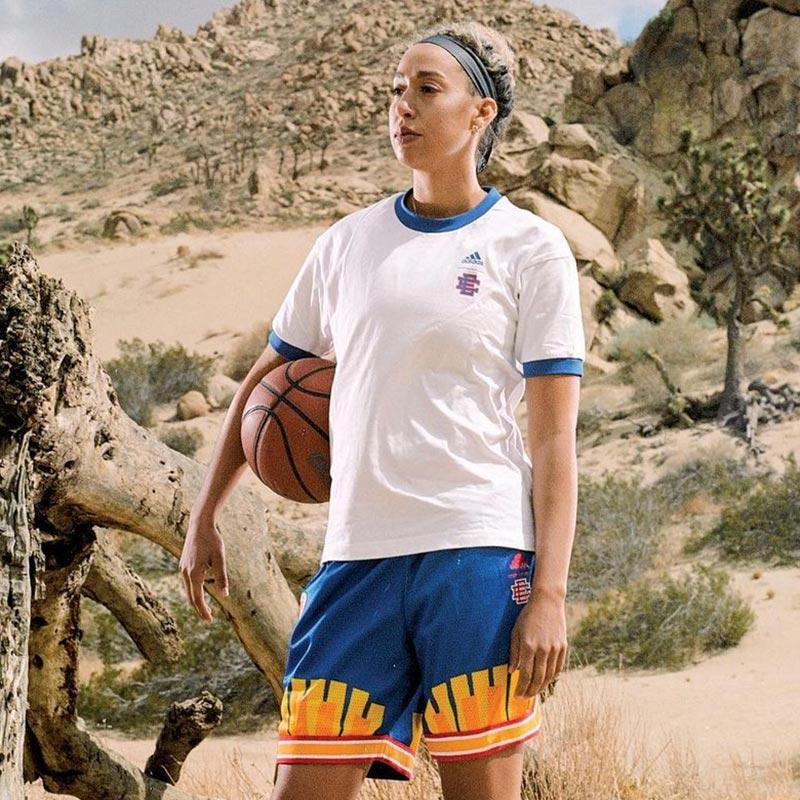 Adidas McDonald's T-shirts Shorts