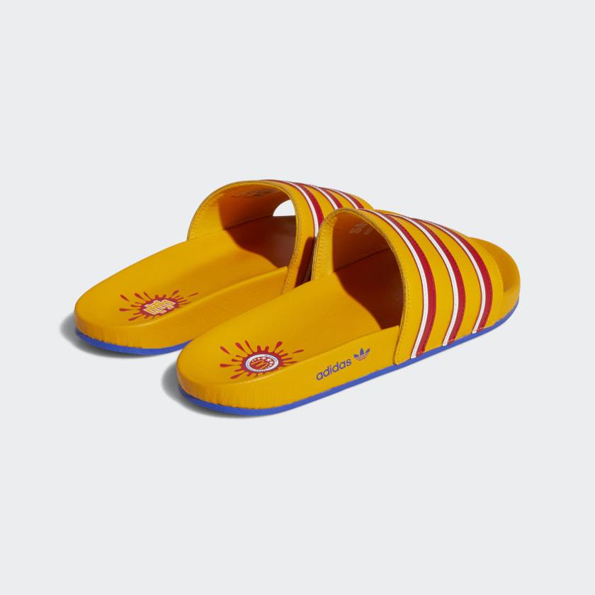 Adidas McDonald's Slides