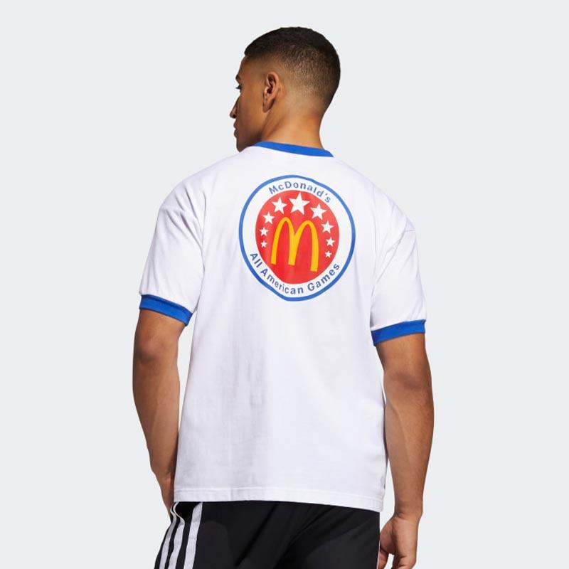 Adidas McDonald's T-shirt