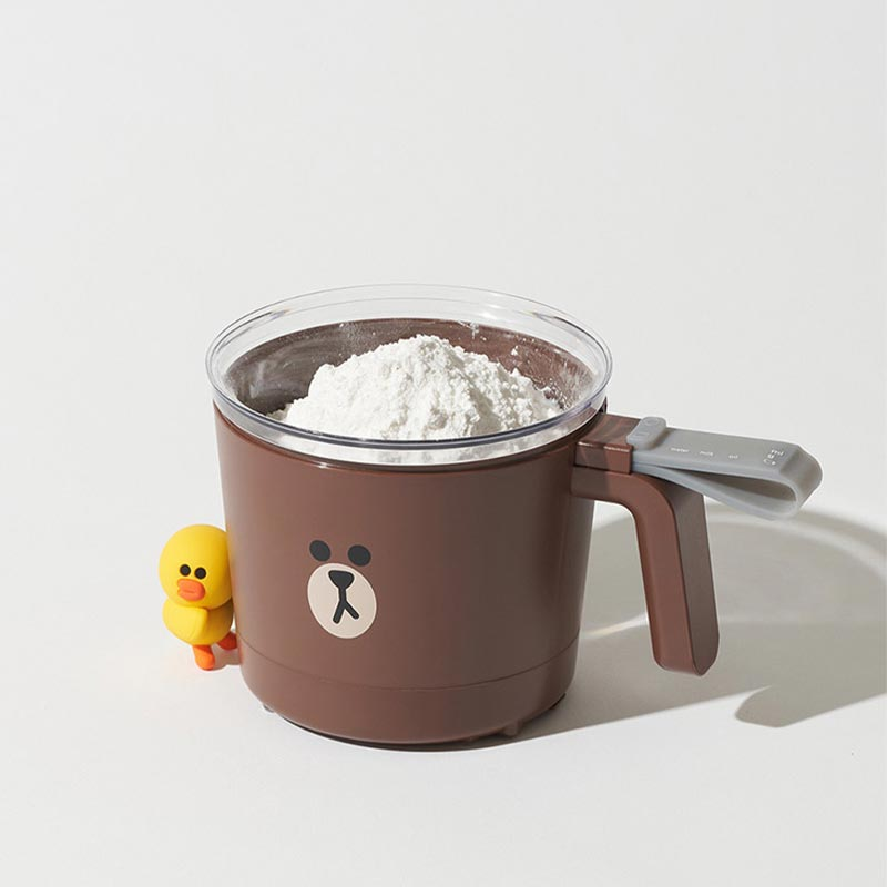 LINE FRIENDS baking equipment brown