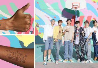 BTS Tattoos