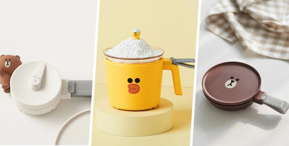 Line Friends Baking Equipment