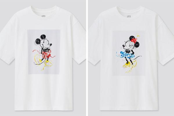 Uniqlo Mickey Mouse