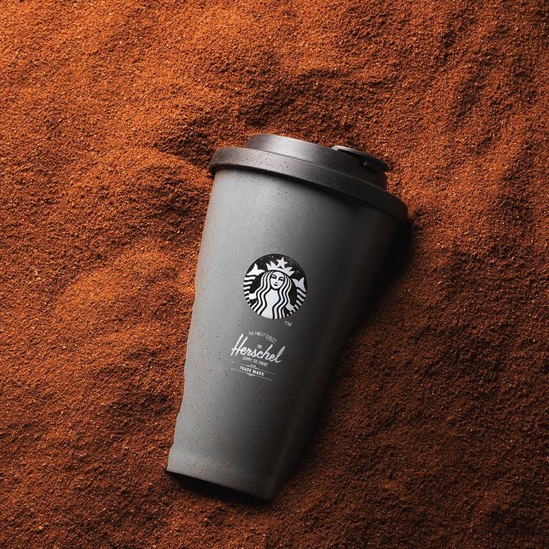 Starbucks Herschel Supply Plastic Tumbler