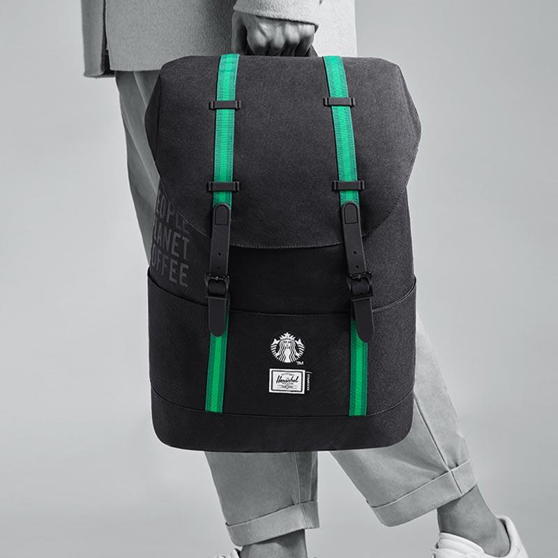 Starbucks Herschel Supply Backpack