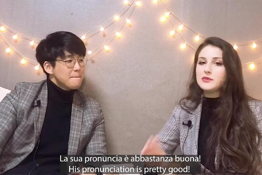 Vincenzo K-drama Italian