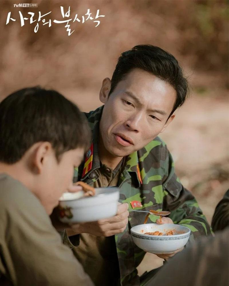 Vincenzo K-drama CLOY Soldier