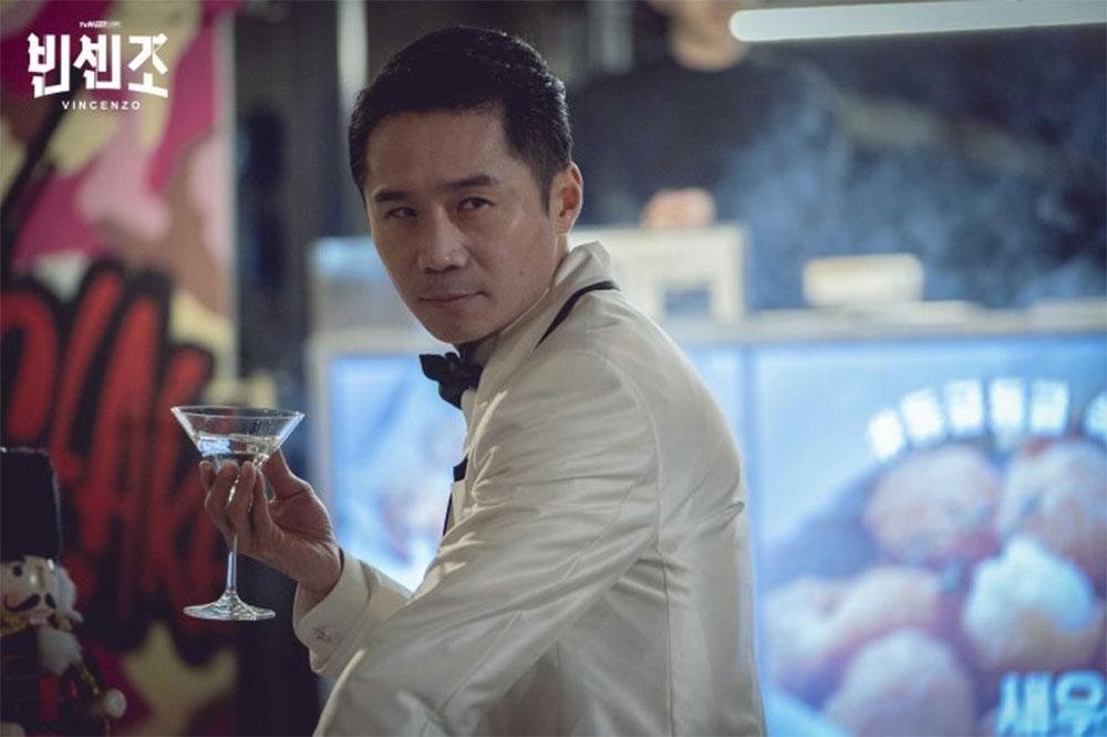 Vincenzo K-drama CLOY Cameo