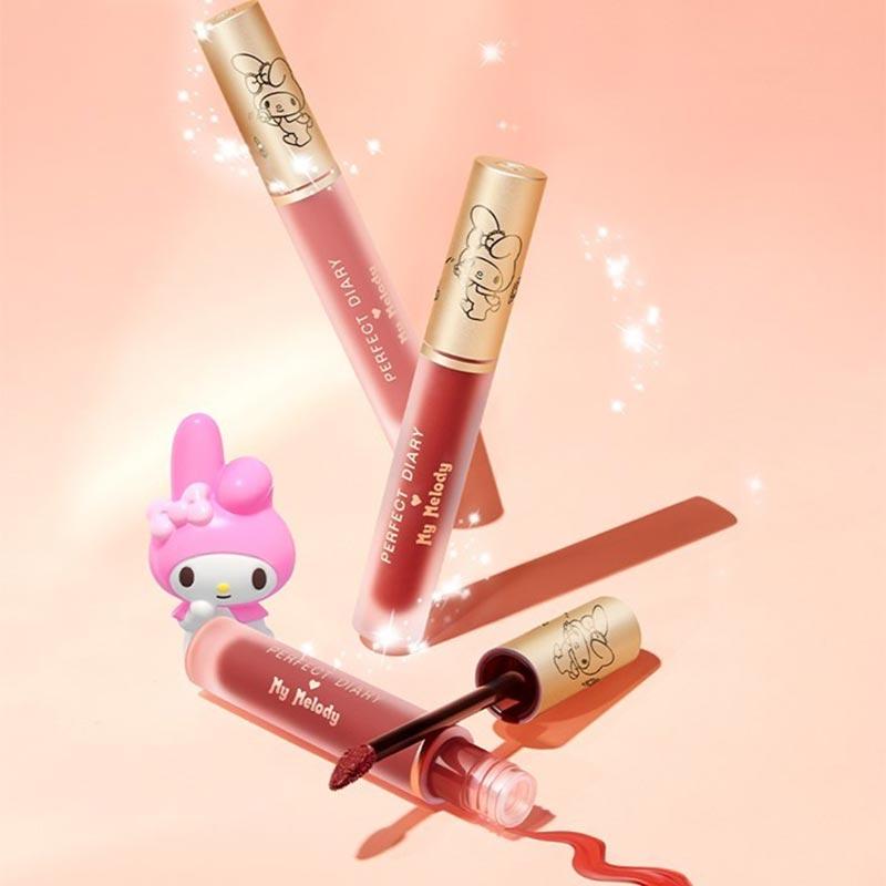 Perfect Diary x Sanrio Makeup Lipstick