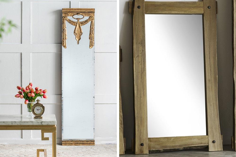 Full-length Mirrors Singapore Picket & Rail