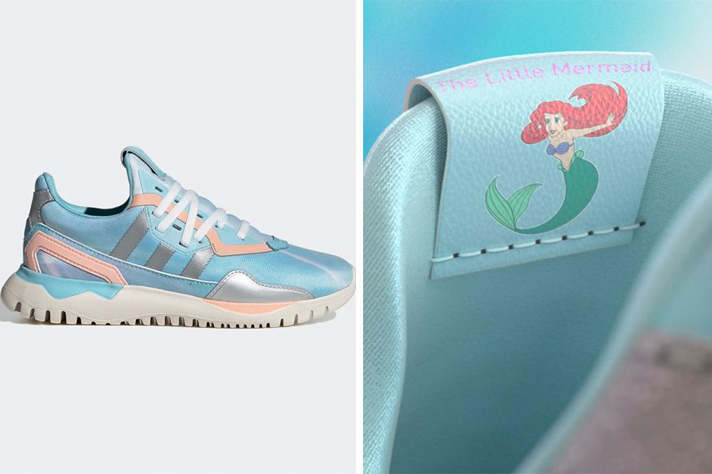 Adidas The Little Mermaid