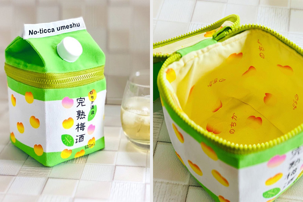 food themed bags