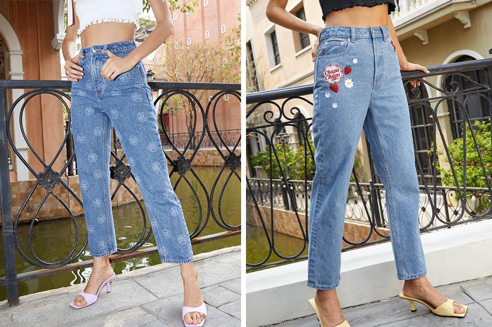 Pomelo Chupa Chups Jeans