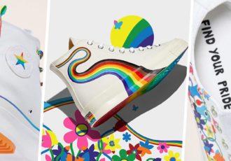 Converse Pride 2021 Collection