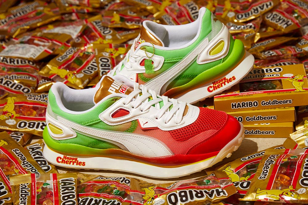PUMA Haribo Gummy Sneakers