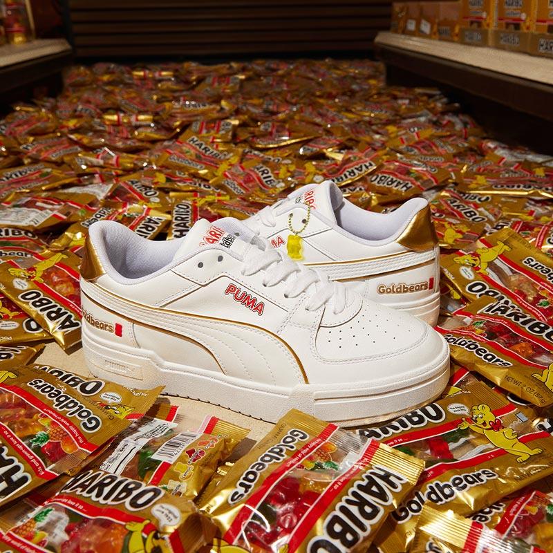 PUMA Haribo White Sneakers