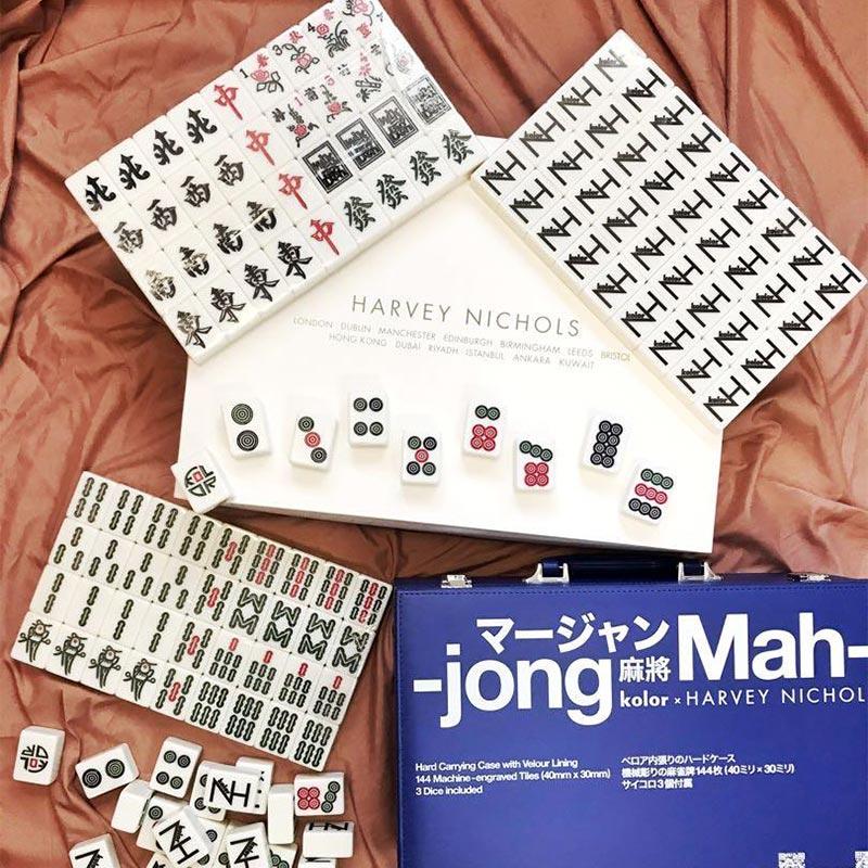 Harvey Nichols Kolor Mahjong Tiles