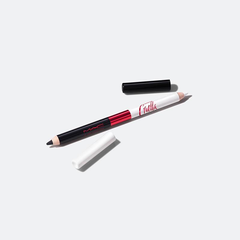 M.A.C Cruella makeup