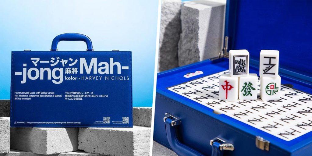 Harvey Nichols Kolor Mahjong