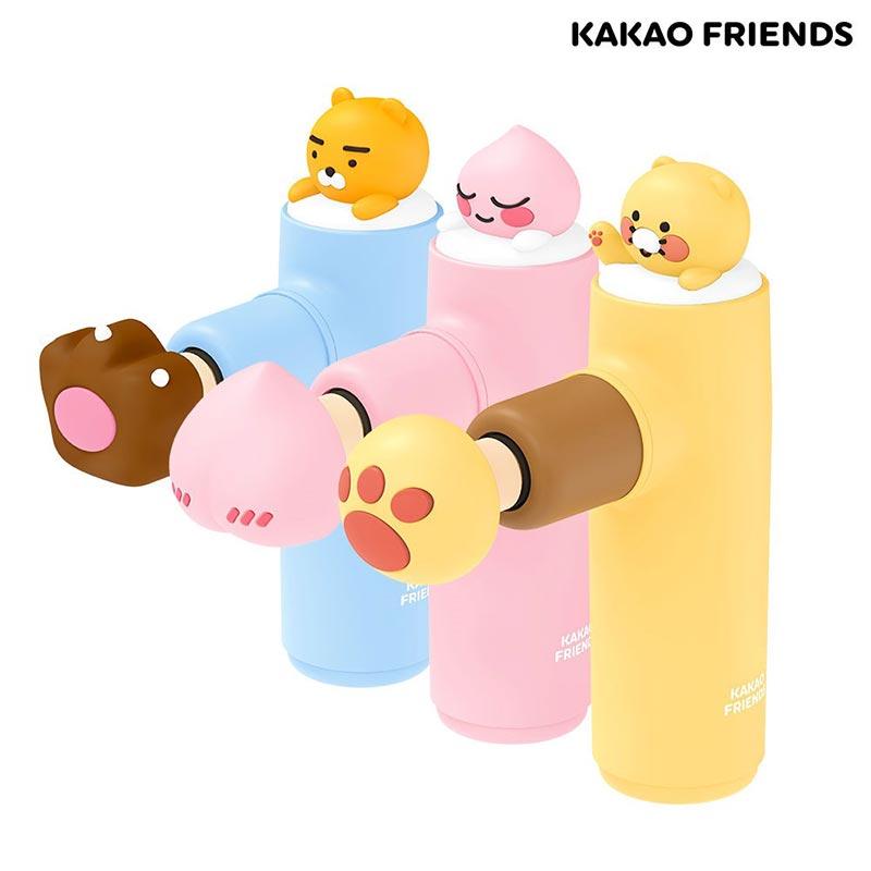 Kakao Friends Massage Gun Designs
