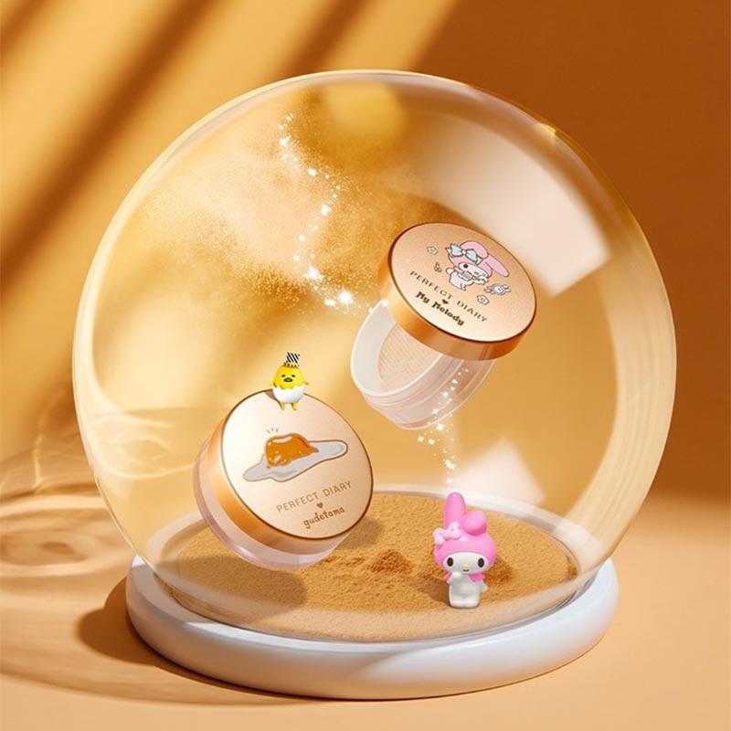 Perfect Diary Sanrio Makeup Oil Control Powder