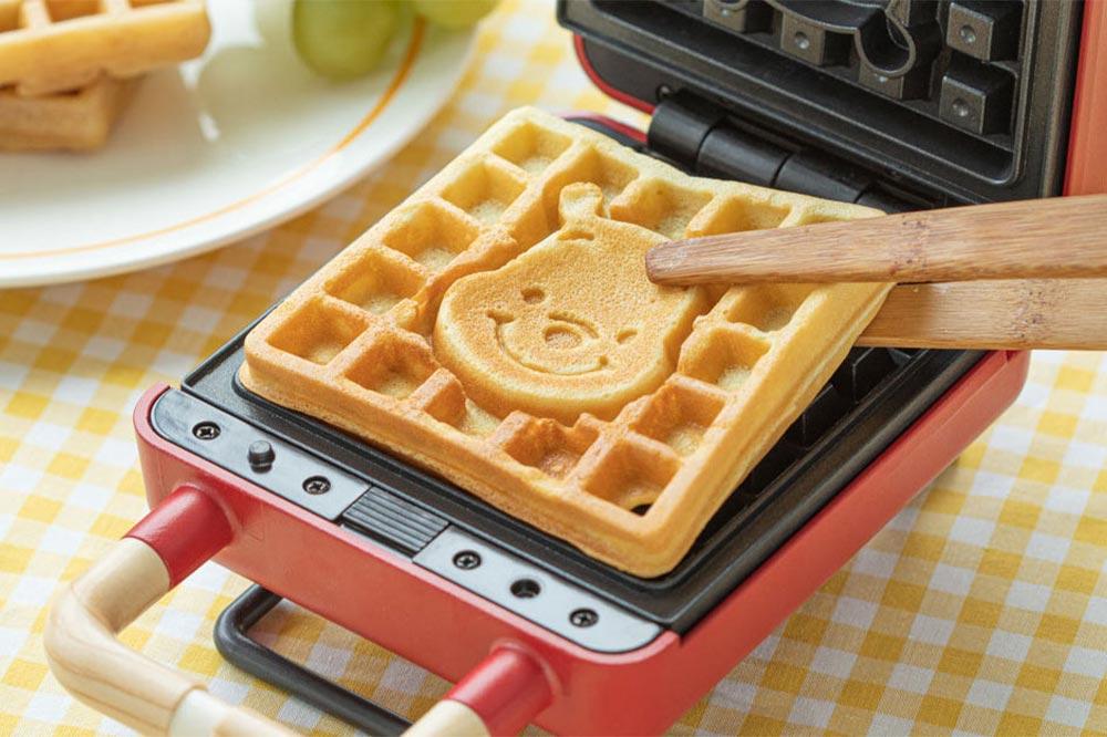 Winnie the Pooh Kitchenware Waffles