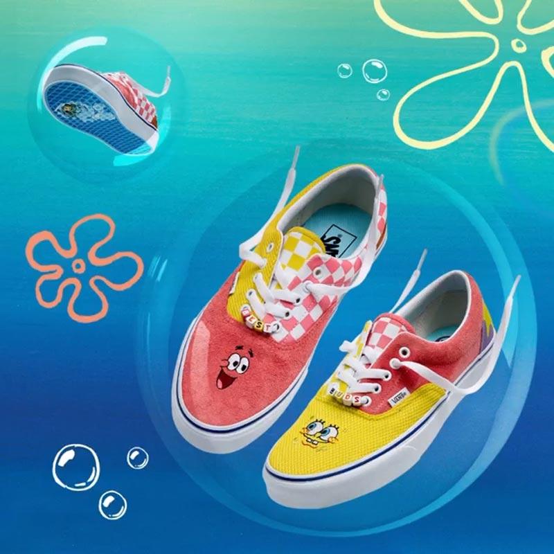 Vans SpongeBob SquarePants Era