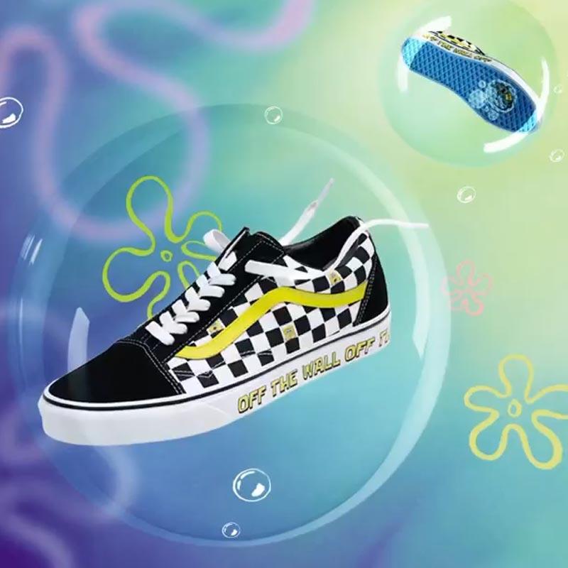 Vans SpongeBob SquarePants Old Skool