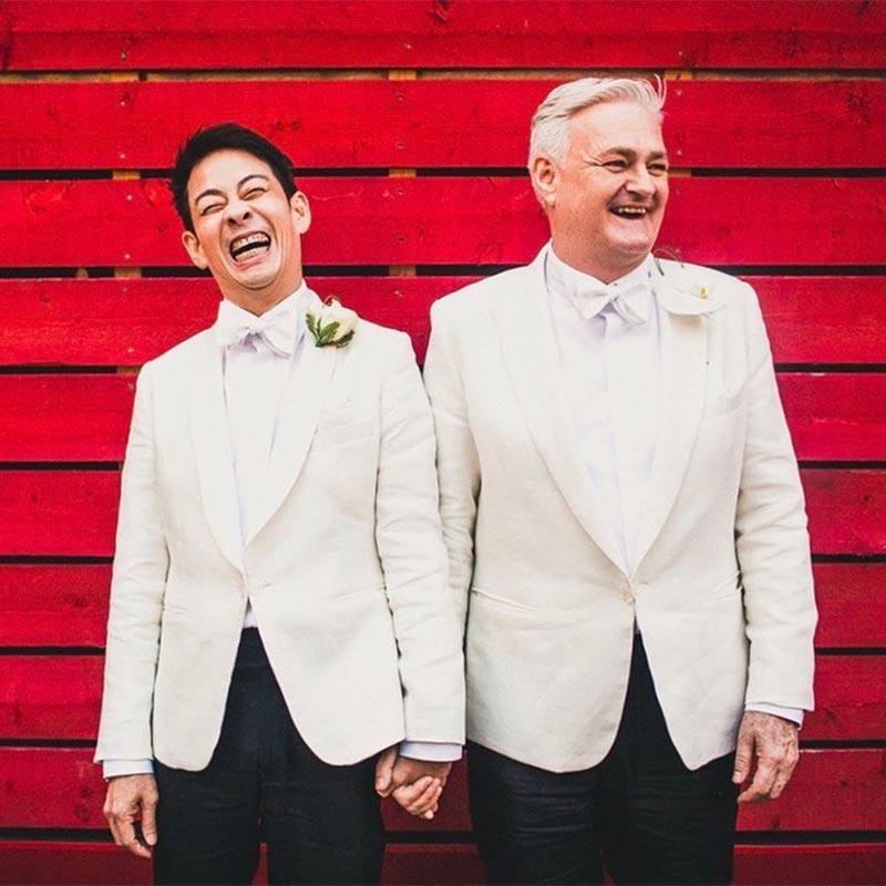 LGBTQ Icons Allies Singapore Ivan Heng