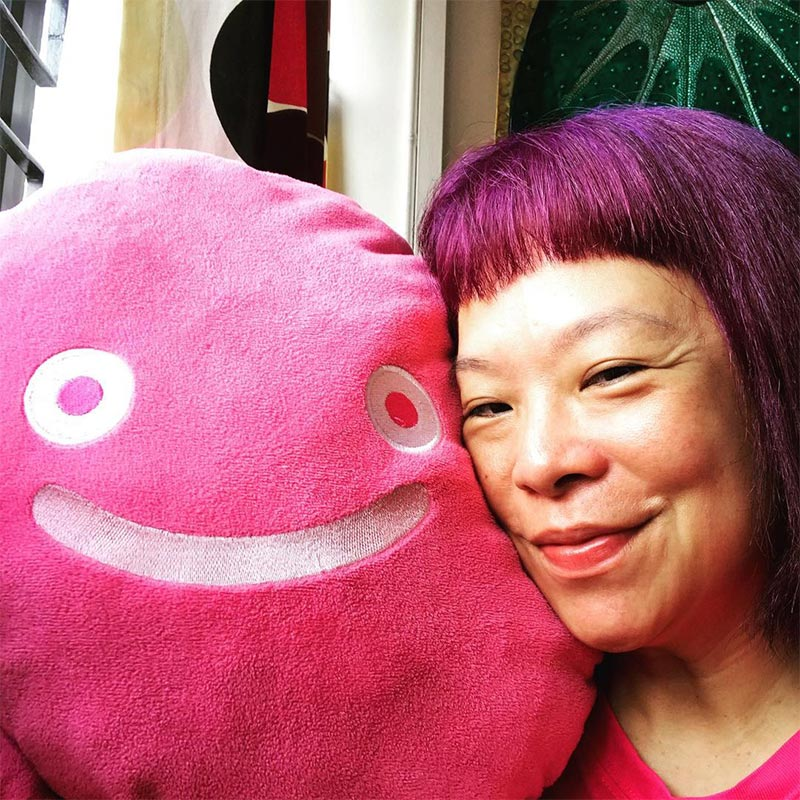 LGBTQ Icons Allies Singapore Pam Oei