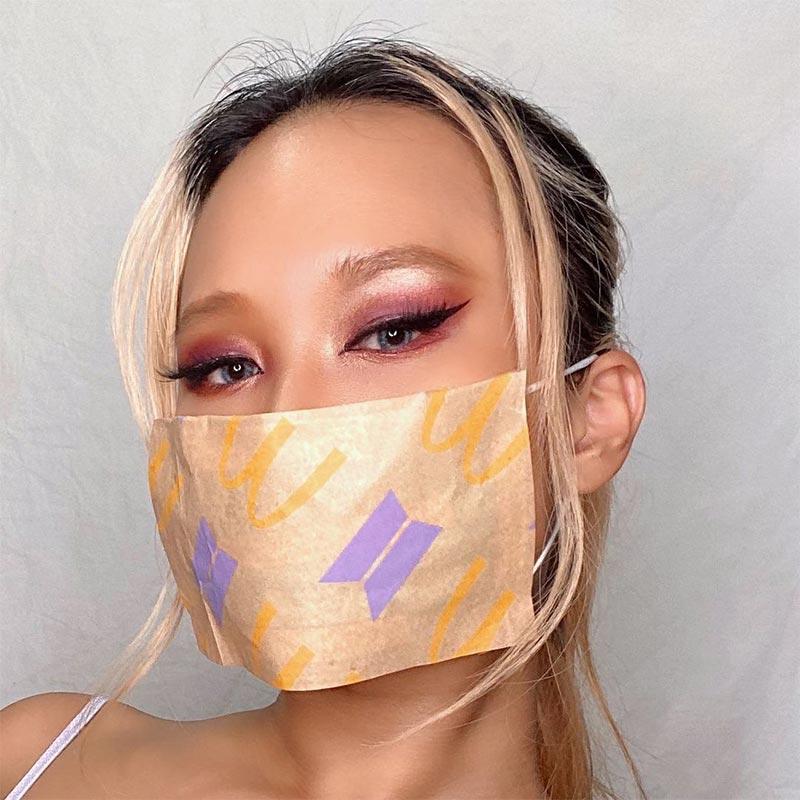 bts-meal-lingerie - bts meal face mask