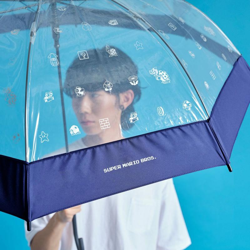 Super Mario Umbrellas Character Icons