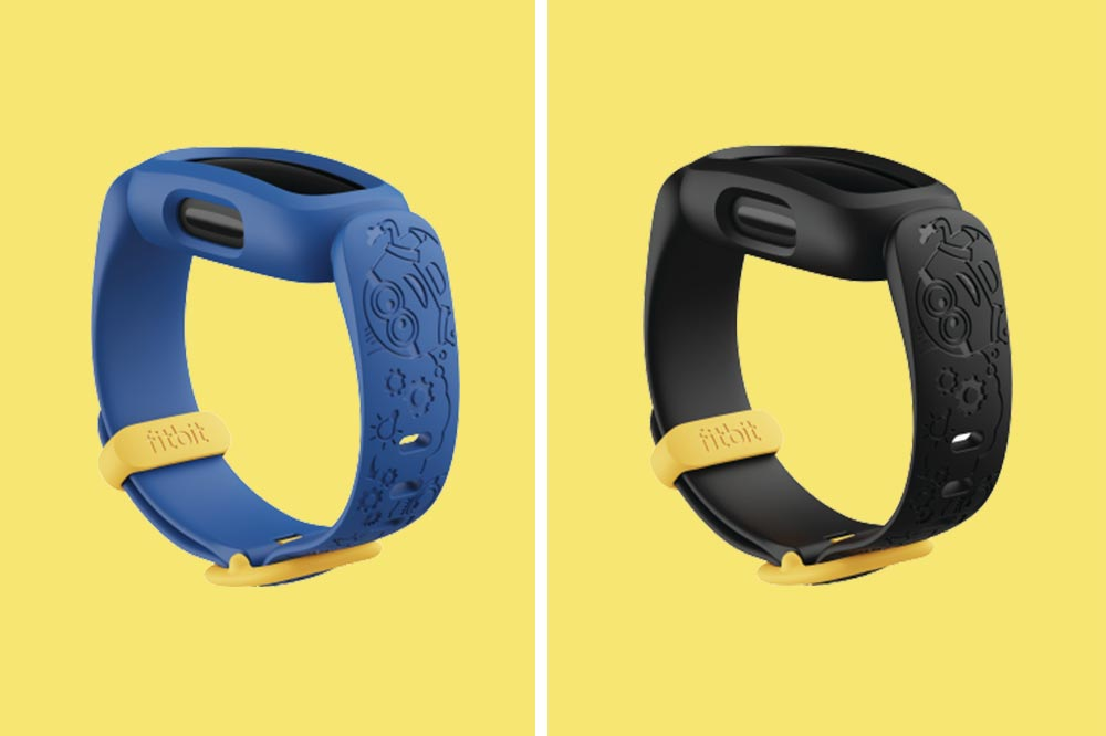 Fitbit Minions Accessory Bands