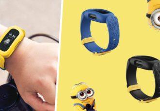 Fitbit Minions