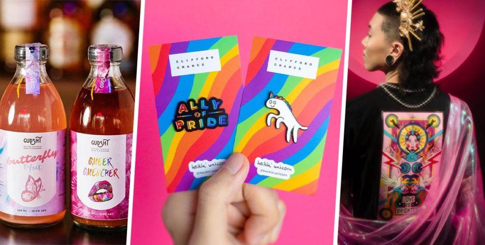 LGBTQ-friendly businesses Singapore