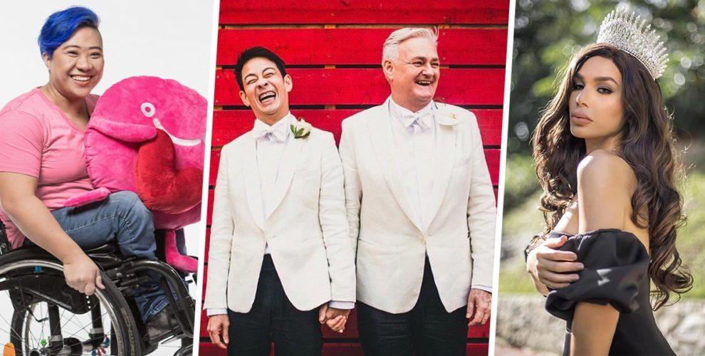 LGBTQ Icons Allies Singapore