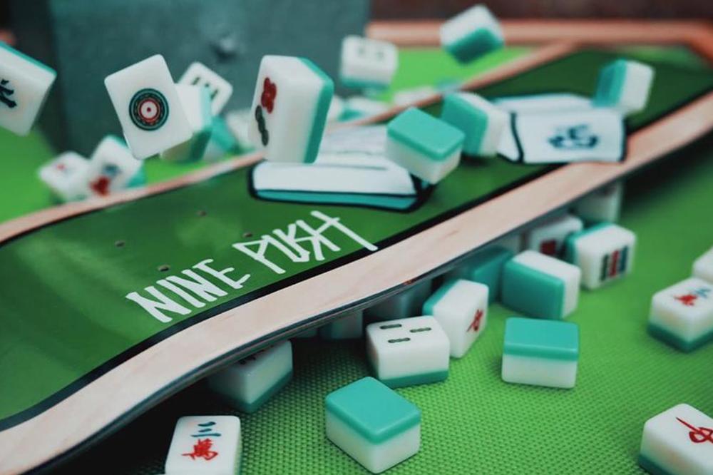 mahjong skateboards