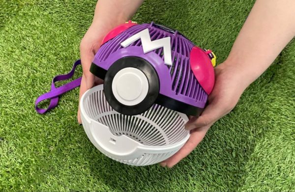 pokeball-insect-cages - pokemon master ball