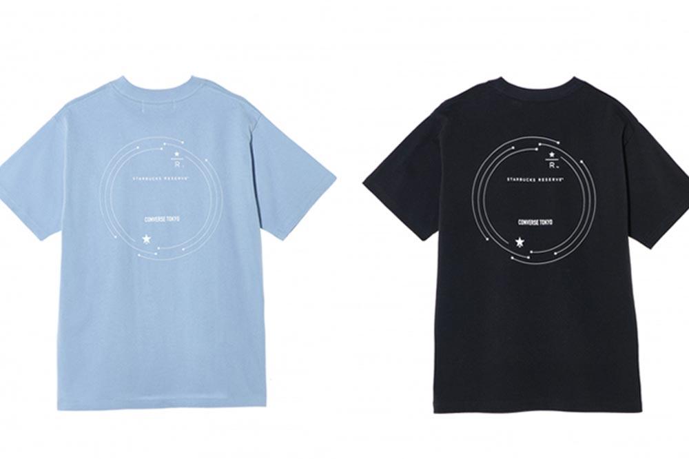 Starbucks Reserve Converse T-shirts