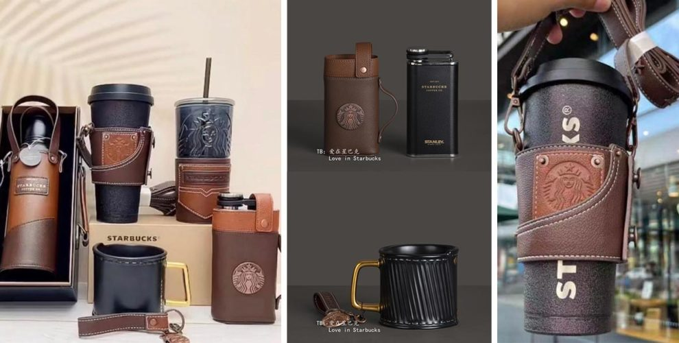Starbucks Father's Day Collection