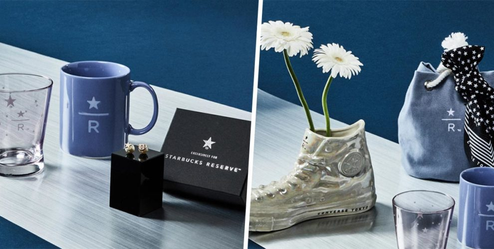 Starbucks Reserve Converse Collection