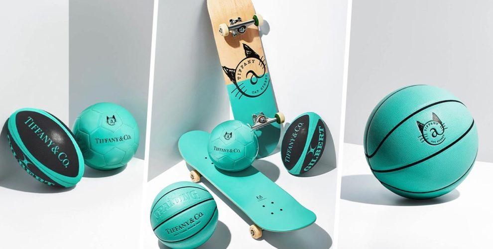 Tiffany & Co. Sports Gear