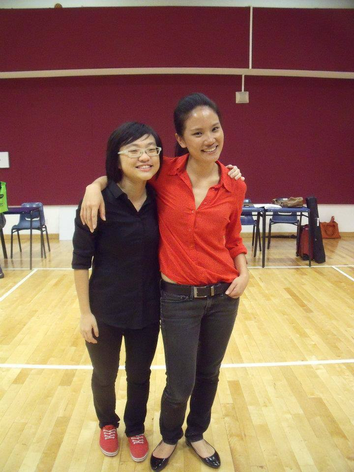 trans-in-singapore - teri with their mentor