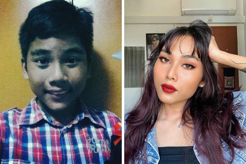 Trans Woman Singapore Antasha Hormone Therapy